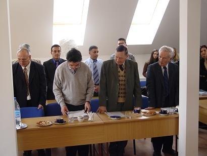 """בהגנה הציבורית של ד""""ר מאיר אורנשטיין באונ' קלוז'"""
